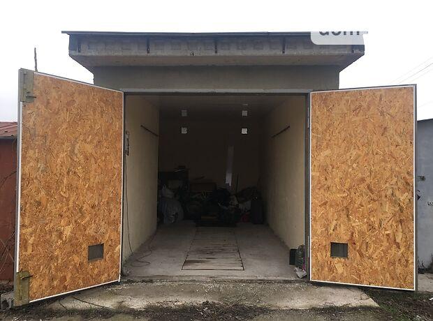 Место в гаражном кооперативе под бус в Запорожье, площадь 30 кв.м. фото 1