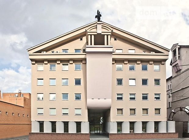 Офисное помещение на 115.6 кв.м. в бизнес-центре в Днепропетровске фото 1