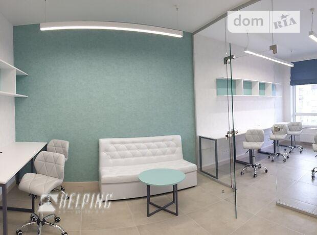 Офисное помещение на 52 кв.м. в бизнес-центре в Киеве фото 1