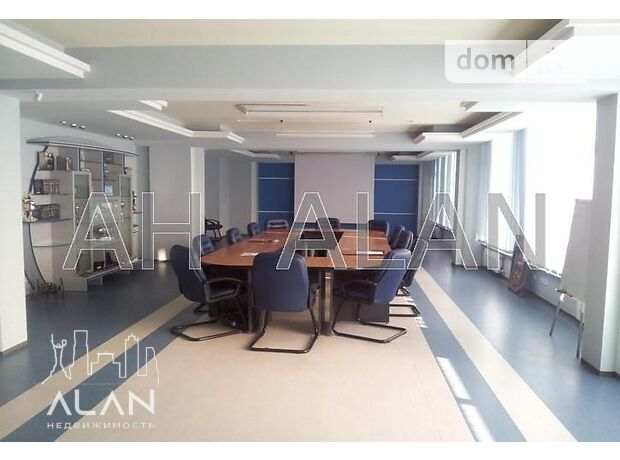 Офисное помещение на 1518 кв.м. в бизнес-центре в Киеве фото 1