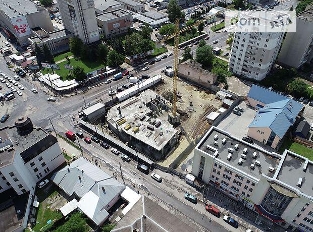 Офисное помещение на 120.06 кв.м. в нежилом помещении в жилом доме в Тернополе фото 1