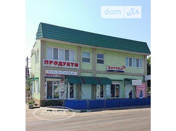 Офисное двухэтажное здание в Черноморске площадью 199.3 кв.м. фото 1