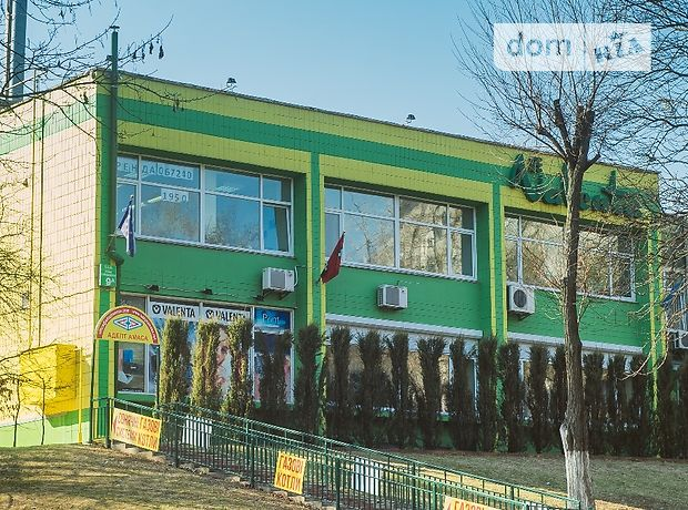 Офисное трехэтажное здание в Киеве площадью 1651 кв.м. фото 1