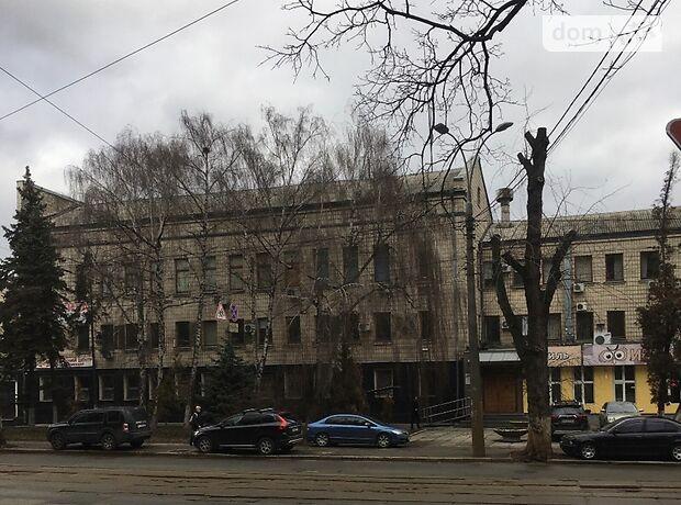 Офисное трехэтажное здание в Киеве площадью 2463 кв.м. фото 1