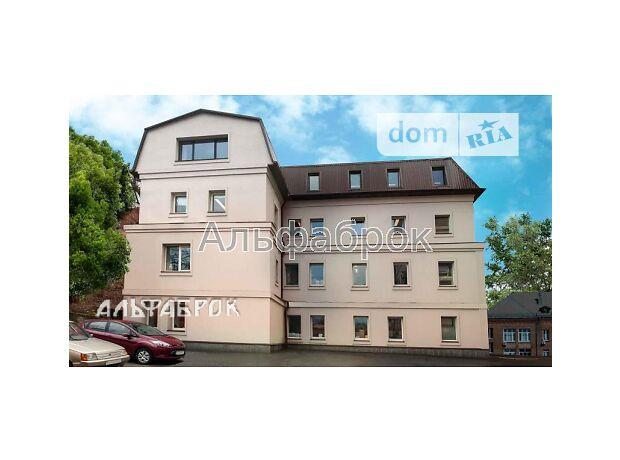 Офисное четырехэтажное здание в Киеве площадью 492 кв.м. фото 1