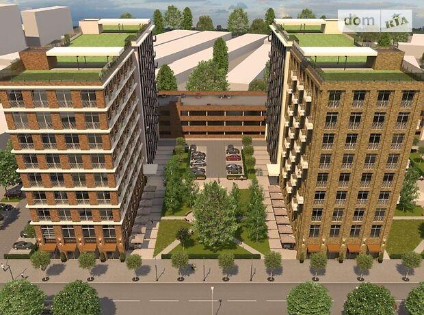 Офісна десятиповерхова будівля в Києві площею 5254 кв.м. фото 1