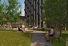 Офісна десятиповерхова будівля в Києві площею 5254 кв.м. фото 8