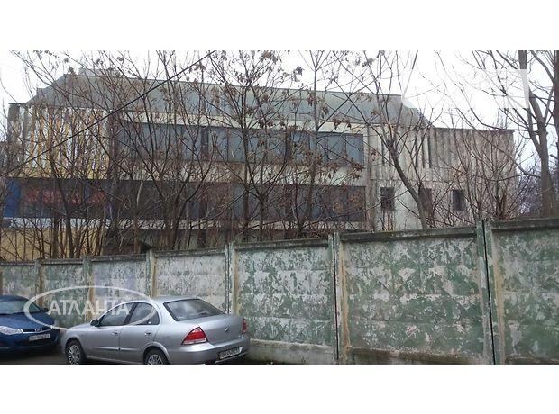 Офисное трехэтажное здание в Одессе площадью 3208.3 кв.м. фото 1