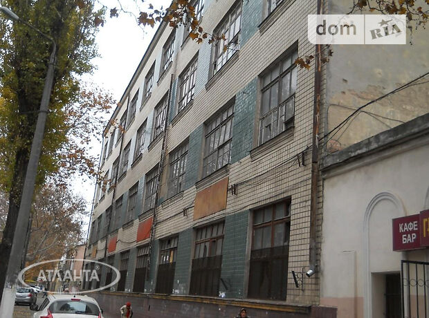 Офисное четырехэтажное здание в Одессе площадью 4770.2 кв.м. фото 1