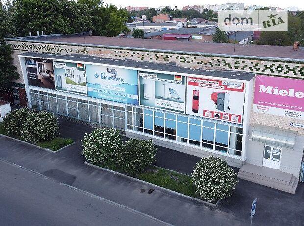 Офисное двухэтажное здание в Полтаве площадью 1400 кв.м. фото 1