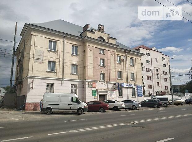 Офисное трехэтажное здание в Тернополе площадью 1325 кв.м. фото 1