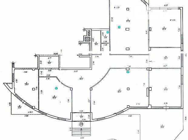 Продажа офисного помещения, Днепропетровск, р‑н.Нагорка, Погребняка улица