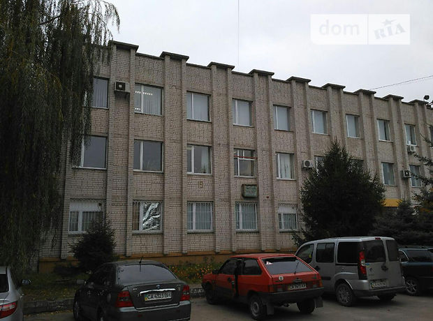 Продаж офісної будівлі, Черкаси, р‑н.Залізничний вокзал, Хоменка вулиця