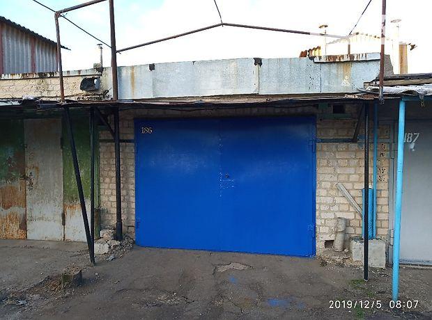 Отдельно стоящий гараж под легковое авто в Бердянске, площадь 21 кв.м. фото 1