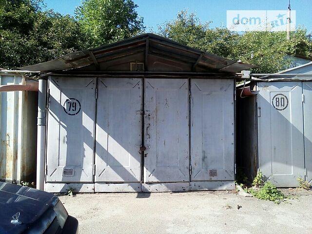 Отдельно стоящий гараж под легковое авто в Черкассах, площадь 11 кв.м. фото 1