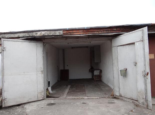 Отдельно стоящий гараж под легковое авто в Черкассах, площадь 23.2 кв.м. фото 1
