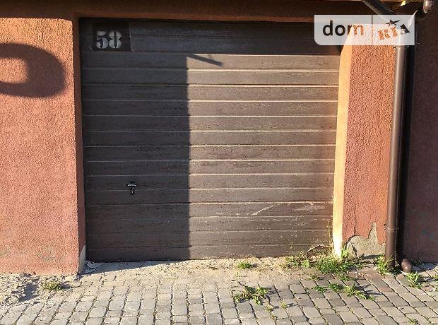 Отдельно стоящий гараж под легковое авто в Ивано-Франковске, площадь 21.9 кв.м. фото 1
