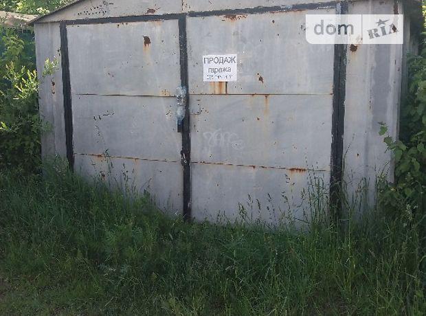 Отдельно стоящий гараж под легковое авто в Ивано-Франковске, площадь 19 кв.м. фото 1