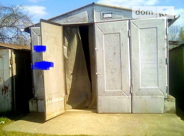 Отдельно стоящий гараж под бус в Ивано-Франковске, площадь 24 кв.м. фото 1