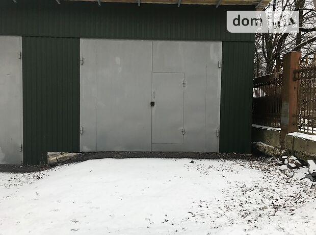 Отдельно стоящий гараж под легковое авто в Житомире, площадь 32 кв.м. фото 2