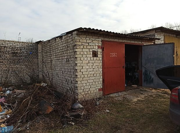 Отдельно стоящий гараж под легковое авто в Житомире, площадь 20 кв.м. фото 1