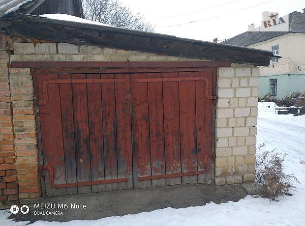Окремий гараж під легкове авто в Немирові, площа 16 кв.м. фото 1