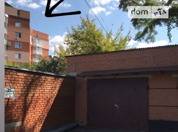 Отдельно стоящий гараж универсальный в Полтаве, площадь 22.7 кв.м. фото 1