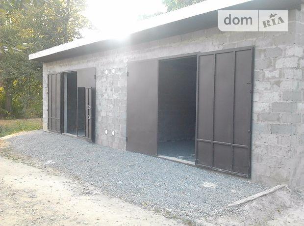Отдельно стоящий гараж под бус в Пустомытах, площадь 90 кв.м. фото 1