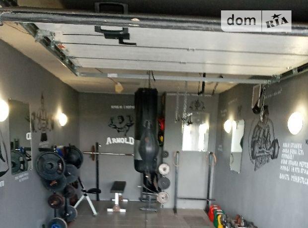 Отдельно стоящий гараж под легковое авто в Тернополе, площадь 17 кв.м. фото 1