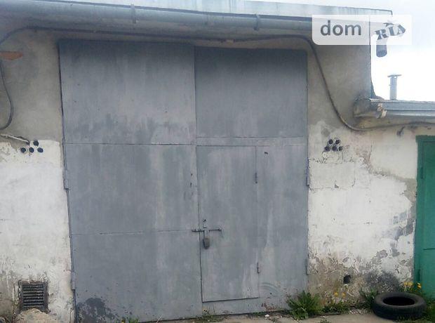Отдельно стоящий гараж под бус в Тернополе, площадь 24 кв.м. фото 2