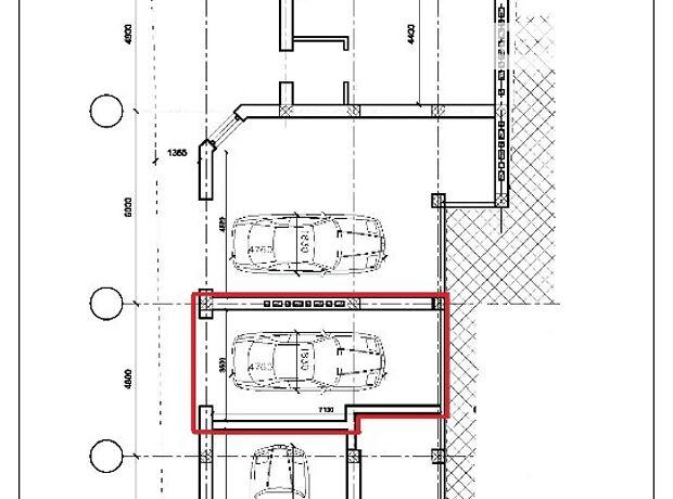 Отдельно стоящий гараж под легковое авто в Тернополе, площадь 22 кв.м. фото 1