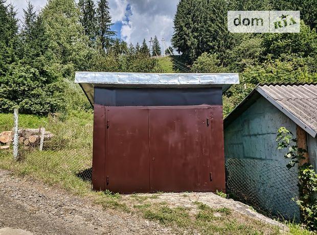 Отдельно стоящий гараж под легковое авто в Верховине, площадь 15 кв.м. фото 1