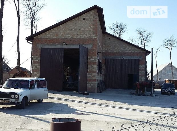 Отдельно стоящий гараж универсальный в Виннице, площадь 210 кв.м. фото 1
