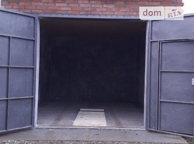 Отдельно стоящий гараж под легковое авто в Виннице, площадь 24 кв.м. фото 1