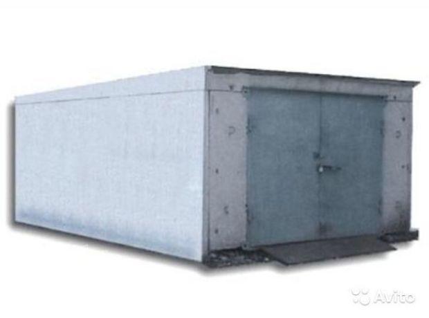 Отдельно стоящий гараж под бус в Виннице, площадь 20 кв.м. фото 2