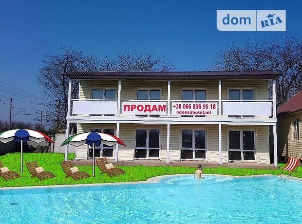 Отель, гостиница в Овидиополе, продажа по, в селе Каролино-Бугаз, цена: договорная за объект фото 1