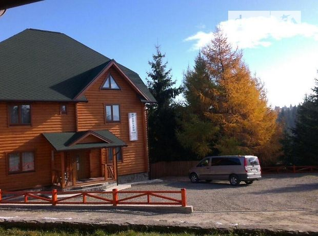 Отель, гостиница в Яремче, продажа по, в селе Яблоница, цена: договорная за объект фото 1