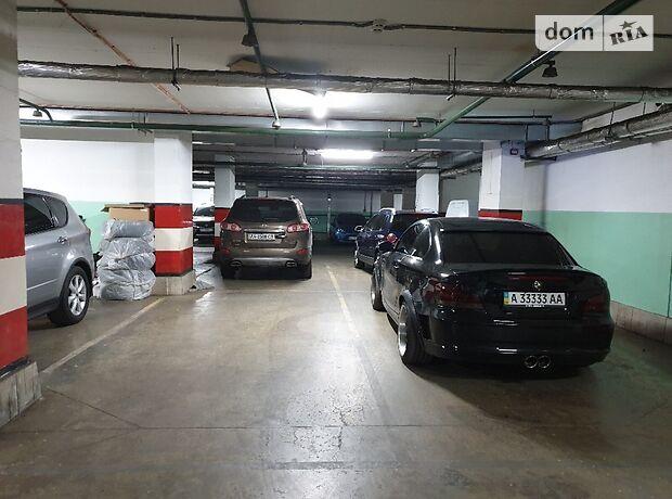 Место в подземном паркинге под легковое авто в Киеве, площадь 21.4 кв.м. фото 1
