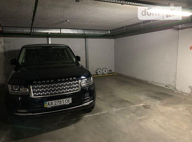 Место в подземном паркинге под легковое авто в Киеве, площадь 17 кв.м. фото 1