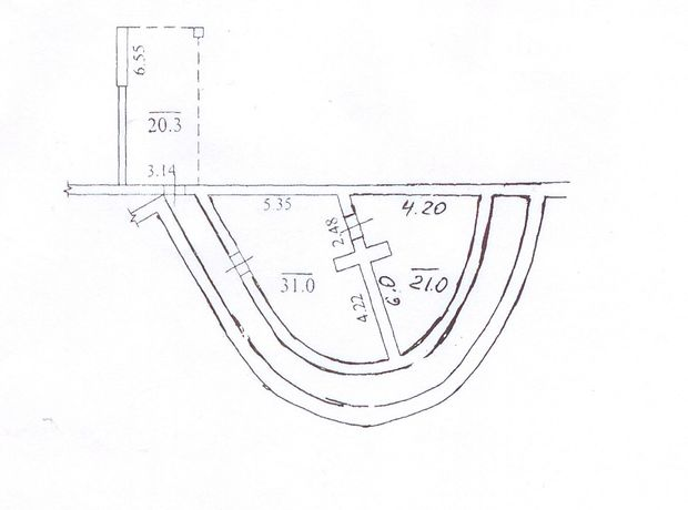Продажа подземного паркинга, Киев, р‑н.Оболонский, ст.м.Оболонь, Героев Сталинграда