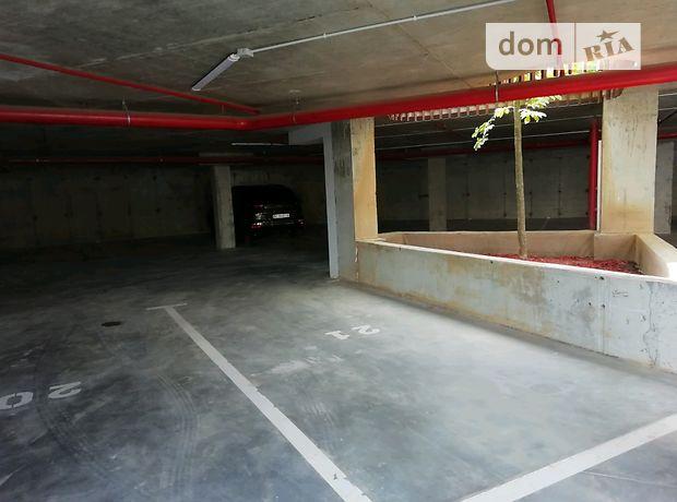 Место в подземном паркинге под легковое авто в Львове, площадь 14 кв.м. фото 1