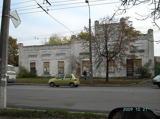 Продажа помещения свободного назначения, Киевская, Белая Церковь, Фасад, бул.50-річчя Перемоги 4