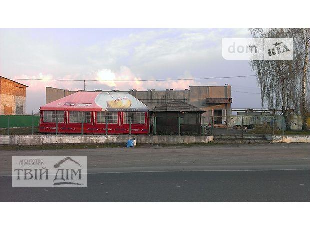Продажа помещения свободного назначения, Хмельницкий, c.Пироговцы, Центральна