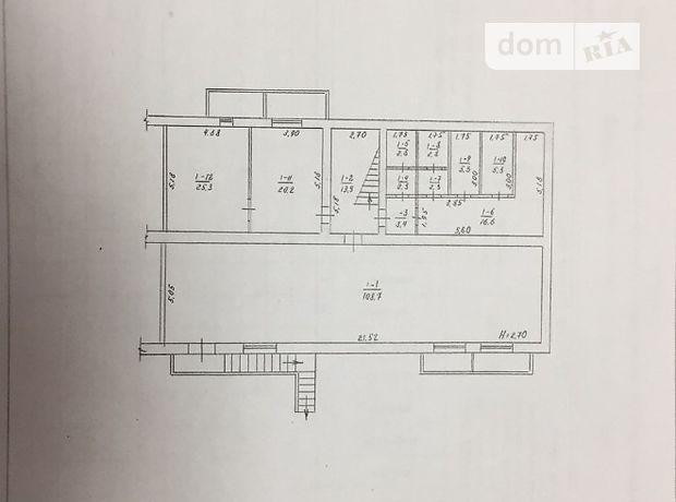 Помещение свободного назначения в Житомире, продажа по, район Крошня, цена: 86 640 долларов за объект фото 1
