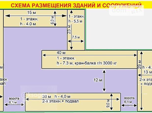Продажа помещения свободного назначения, Николаев, р‑н.Центральный, Пограничная улица