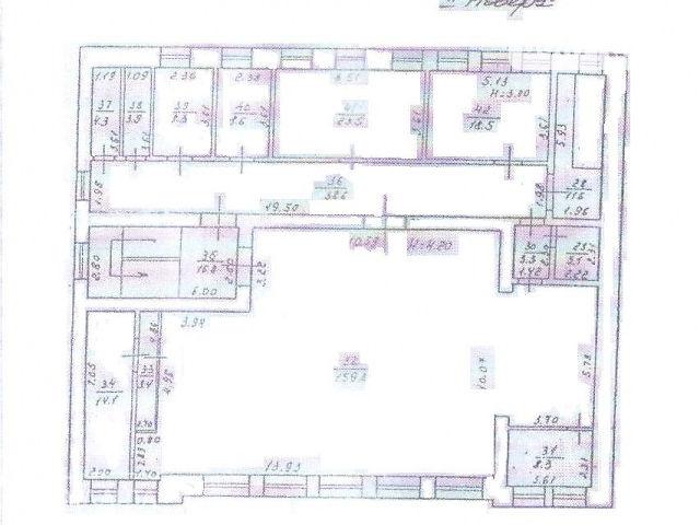 Продажа помещения свободного назначения, Одесса, р‑н.Суворовский, Черноморского Казачества