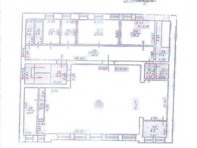 Продаж приміщення вільного призначення, Одесса, р‑н.Суворовський, Черноморского Казачества