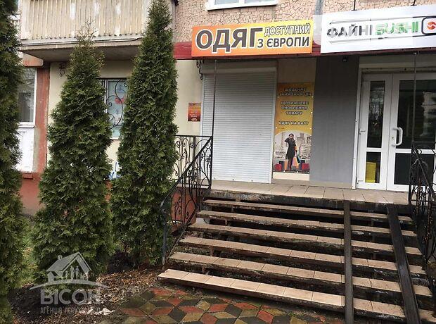Помещение свободного назначения в Тернополе, продажа по Киевская улица 1, район Бам, цена: договорная за объект фото 1
