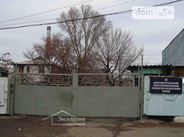 Продажа производственного помещения, Днепропетровск, р‑н.Чечеловский, Краснозаводская улица