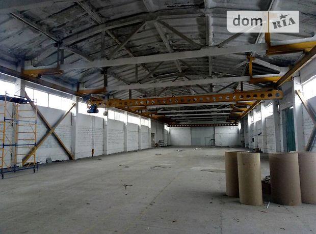 Продаж виробничого приміщення, Дніпропетровськ, c.Партизанське
